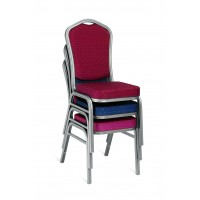 pow wow banquet chair - silver frame stacked.jpg