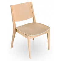 Destiny S Wood Chair