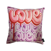 Loved Up Cushion