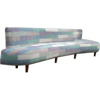 Patchwork Bench Seating