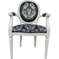 Bowler Arm Chair